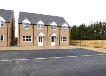 Thumbnail 3 bedroom semi-detached house for sale in Station Road, Manea, March