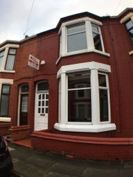 Thumbnail 3 bed terraced house to rent in Chermside Road, Liverpool