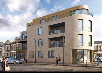 Thumbnail 1 bed flat for sale in Mildenhall Road, London