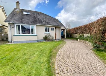 Thumbnail 3 bed detached bungalow for sale in The Old Orchard, Northlew, Okehampton
