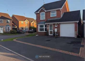 Thumbnail 3 bedroom detached house to rent in Mosgrove Close, Gateford, Worksop