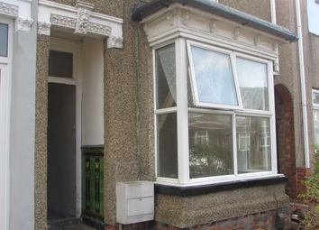 Thumbnail 1 bed flat to rent in Torrington Street, Grimsby