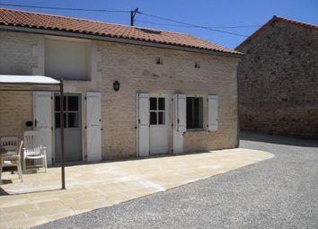 Thumbnail 2 bed property for sale in Sauze Vaussais, Poitou-Charentes, 79190, France