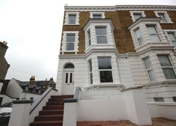 Thumbnail 3 bed flat for sale in Lynton Parade, Edgar Road, Cliftonville, Margate