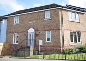 Thumbnail 3 bed terraced house for sale in Trafalgar Drive, Torrington, Devon