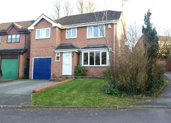 Thumbnail 4 bedroom detached house to rent in Brook Way, Anna Valley, Andover