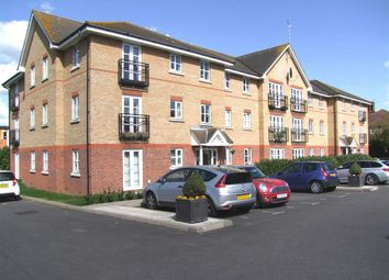 Thumbnail 2 bed flat for sale in Ensign Close, Leigh-On-Sea