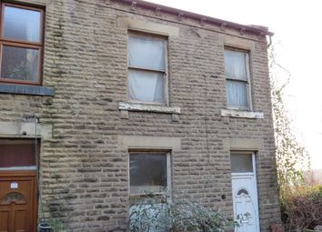 Thumbnail 2 bed end terrace house for sale in Wakefield Road, Dewsbury