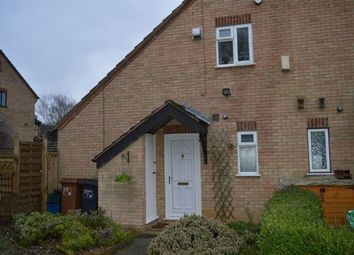 Thumbnail 1 bedroom property for sale in Linacre Close, Watermeadow, Northampton