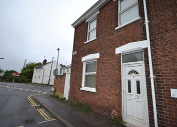 Thumbnail 2 bed end terrace house to rent in South View Terrace, Exeter