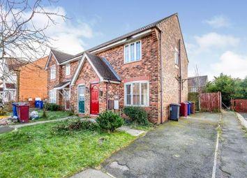 Thumbnail 2 bed semi-detached house for sale in Sark Gardens, Blackburn, Lancashire