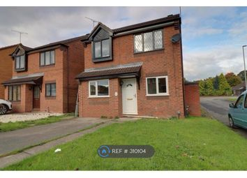 Thumbnail 4 bed detached house to rent in Helen Sharman Drive, Stafford