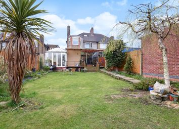 Thumbnail 4 bed semi-detached house for sale in Western Avenue, London