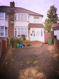 Thumbnail 3 bedroom semi-detached house to rent in Sledmore Road, Dudley