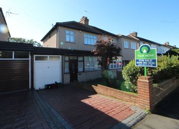 Thumbnail 3 bedroom semi-detached house for sale in Mount Road, Bexleyheath
