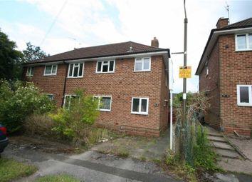 Thumbnail 1 bed maisonette for sale in Hebden Grove, Hall Green, Birmingham