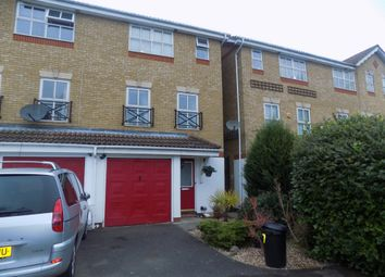 Thumbnail 4 bed semi-detached house for sale in Binstead Close, Hayes