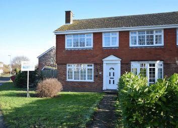 Thumbnail 3 bed semi-detached house to rent in Goose Acre, Cheddington, Leighton Buzzard