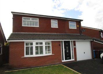 Thumbnail 4 bed detached house for sale in Hannerton Road, Shaw, Oldham