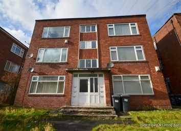 Thumbnail 1 bed flat to rent in Baguley Crescent, Middleton, Manchester