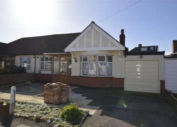 Thumbnail 3 bedroom bungalow for sale in Hammond Avenue, Mitcham, Surrey