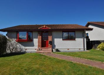 Thumbnail 3 bed bungalow for sale in 15 Riverpark, Nairn
