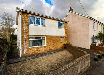 Thumbnail 3 bed detached house for sale in Church Road, Pontnewydd, Cwmbran