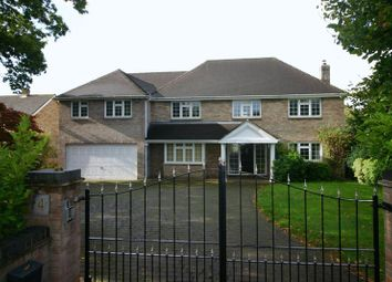 Thumbnail 5 bed detached house to rent in Solent Drive, Warsash, Southampton