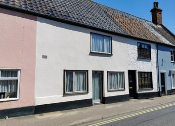 Thumbnail 3 bed terraced house to rent in Blyburgate, Beccles
