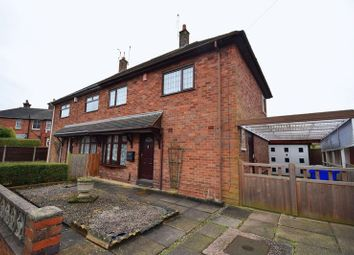 Thumbnail 3 bed semi-detached house for sale in Baddeley Road, Milton, Stoke-On-Trent