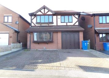 Thumbnail 4 bed detached house for sale in Kempton Road, Mansfield, Nottinghamshire