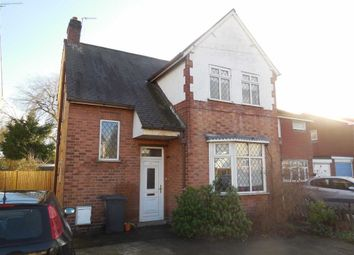 Thumbnail 3 bed detached house for sale in Westfield Road, Hinckley