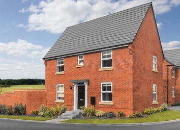 "Thumbnail 3 bed detached house for sale in ""Hadley"" at Lowfield Road, Anlaby, Hull"