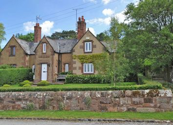 Thumbnail 4 bed cottage for sale in Dawpool Cottages, Telegraph Road, Thurstaston, Wirral