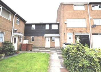 Thumbnail 2 bedroom flat for sale in Barwell Close, Wallsend