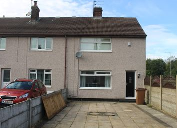 Thumbnail 2 bed end terrace house for sale in Waterland Lane, St. Helens