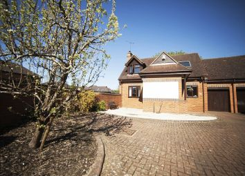 Thumbnail 2 bed semi-detached house for sale in Plested Court, Stoke Mandeville, Aylesbury