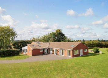 Thumbnail 5 bedroom detached bungalow for sale in Cotgrave Road, Plumtree, Nottingham