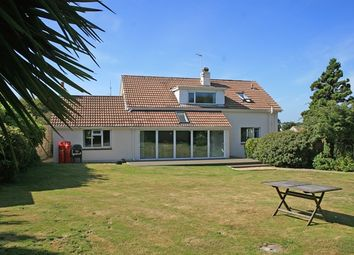 Thumbnail 4 bed detached house for sale in Les Venelles Des Gaudions, Alderney