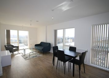 Thumbnail 2 bed flat to rent in Bawley Court, 1 Magellan Boulevard, Royal Docks