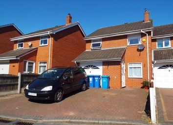 Thumbnail 3 bed semi-detached house for sale in Fountains Close, Brookvale, Runcorn, Cheshire