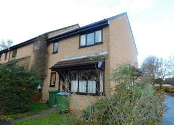 Thumbnail 1 bed terraced house to rent in Dryden Close, Fareham