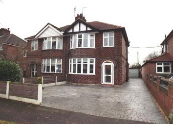 Thumbnail 3 bed semi-detached house for sale in Marbury Road, Anderton, Northwich, Cheshire
