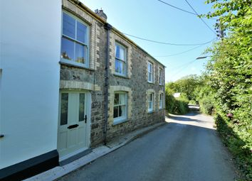 Thumbnail 2 bedroom terraced house for sale in Poughill, Bude