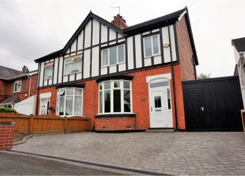 Thumbnail 3 bed semi-detached house for sale in Richmond Road, Wolverhampton