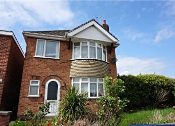 Thumbnail 3 bedroom detached house for sale in Anthony Road, Leicester