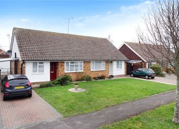 Thumbnail 2 bed bungalow for sale in Harting Road, Wick, Littlehampton
