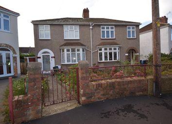 Thumbnail Semi-detached house for sale in Ventnor Avenue, St George, Bristol