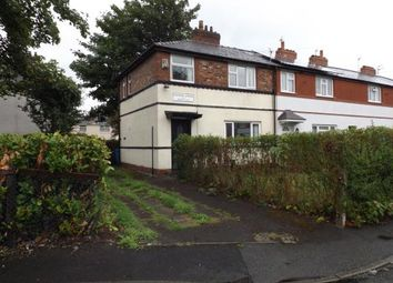 Thumbnail 3 bed end terrace house for sale in Rainford Avenue, Manchester, Greater Manchester, Uk