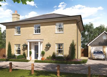 Thumbnail 4 bed detached house for sale in Birch Gate, Silfield Road, Wymondham, Norfolk